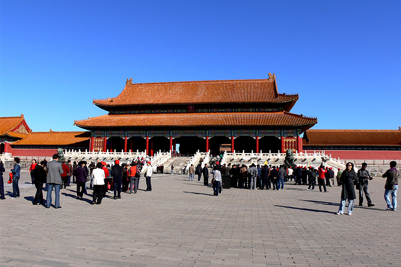 5 attractions to China to get to.